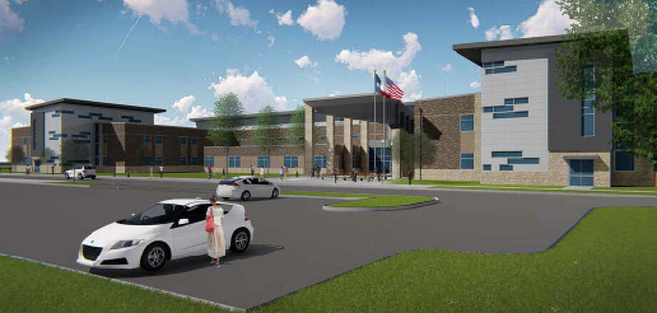 Spring ISD is moving forward with plans to build a new middle school later      this spring as part of its $330 million bond approved in 2016. Huckabee, an architectural firm based in The Woodlands, presented plans        for a school to replace the current Roberson Middle School. Photo: Spring ISD
