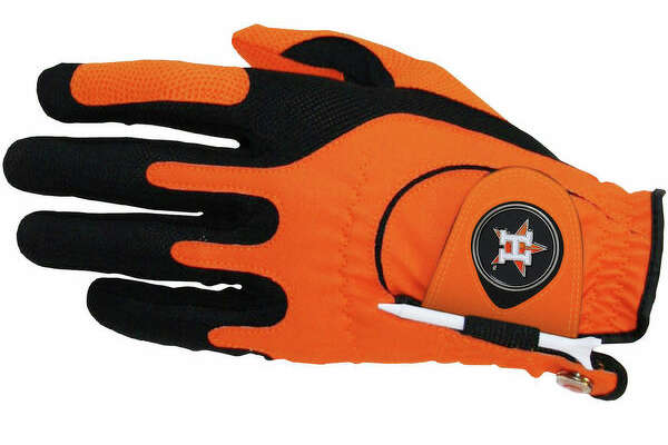 Astros golf glove