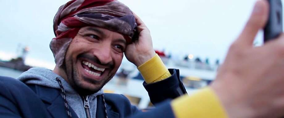 """The documentary """"From Baghdad to The Bay"""" follows the travails of Ghazwan Alsharif, a former translator for the U.S. military in Iraq who has relocated to San Francisco. Photo: Cinequest"""