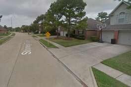 Detectives are investigating a shooting in a Cypress neighborhood that left one person dead and another injured.