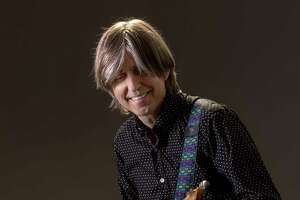 Guitarist Eric Johnson
