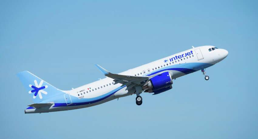 Mexico's Interjet will use Airbus A320s on nonstops between Cancun, Guadalajara and SFO starting in March