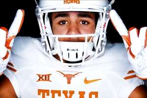 Browse through the photos for a look at Texas' 2018 recruiting class and the lines from it's rap song that mentions the players.