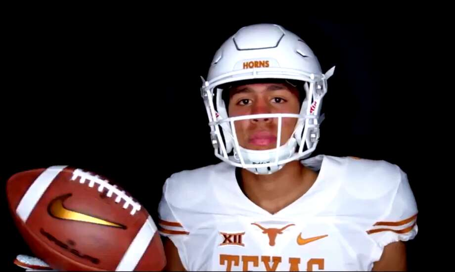 """Casey Thompson QB 