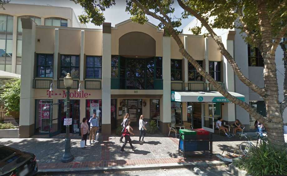 Lucio Lanza's firm, Lanza TechVenture, lists the pictured address in Palo Alto as its offices. Photo: Google Street View / Google Street View