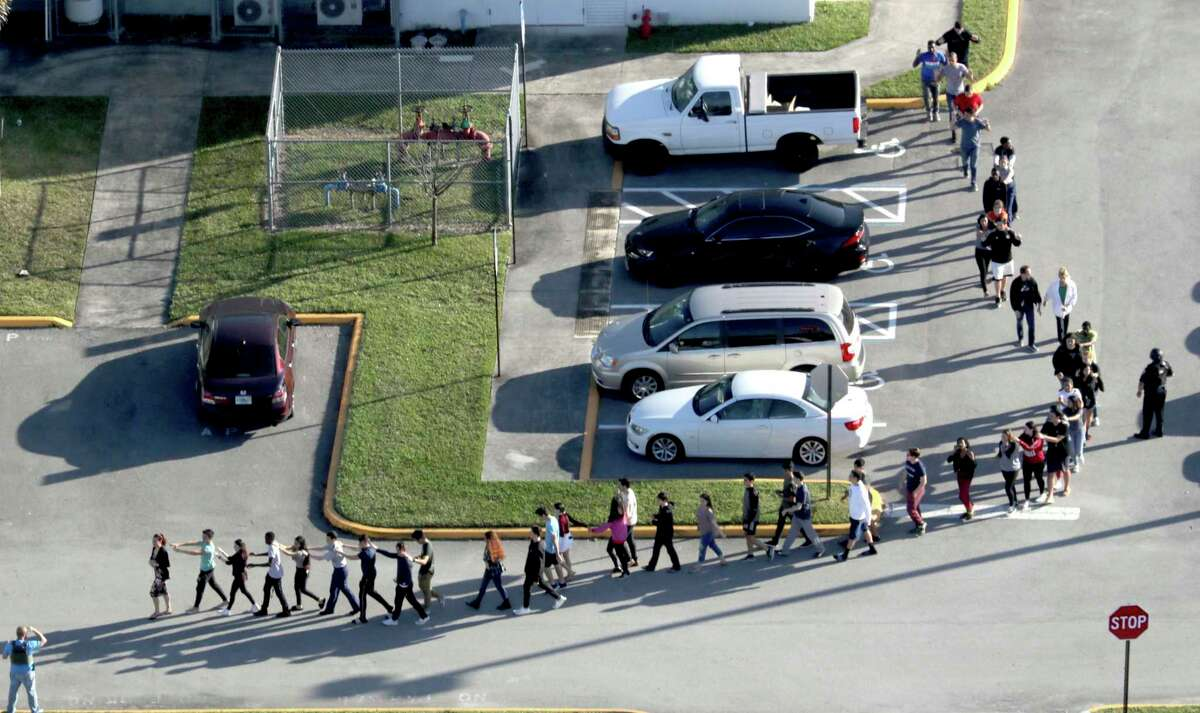 Here's a look at some recent U.S. school shootings, and some of the deadliest of years past.