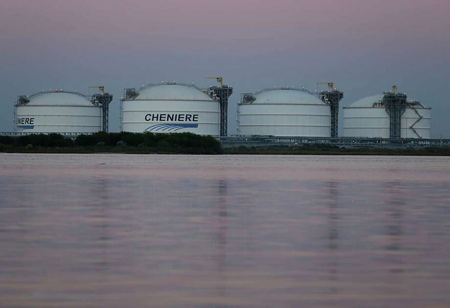 Cheniere's Sabine Pass LNG terminal will begin shipments to India for the first time.  Photo: James Nielsen, Staff / © 2016  Houston Chronicle