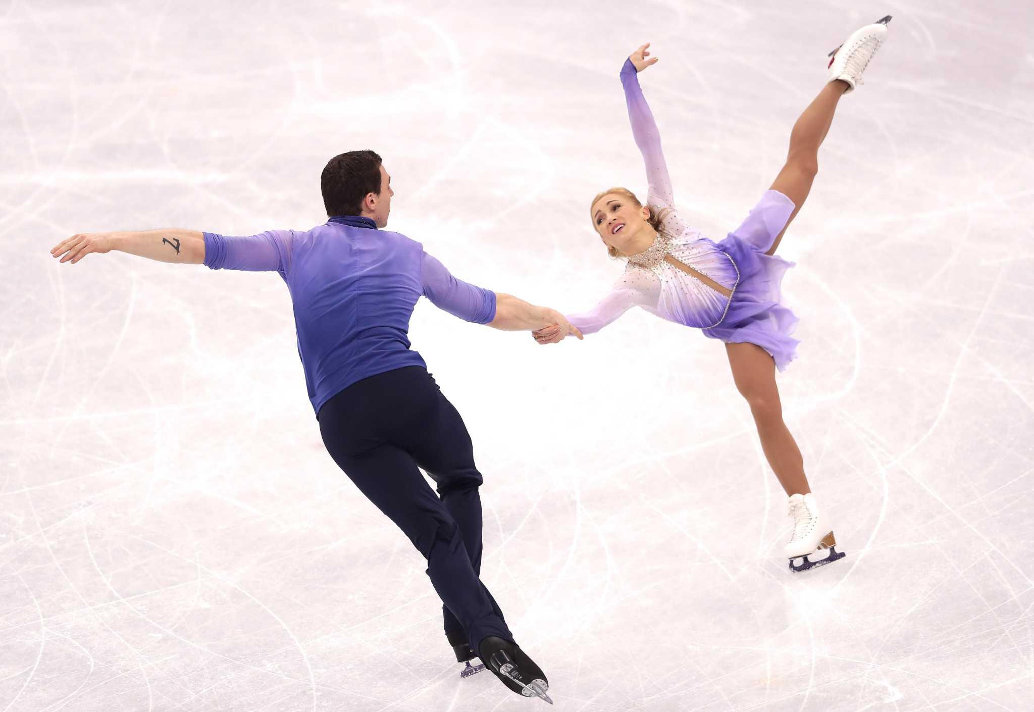 Aliona savchenko and bruno massot dating