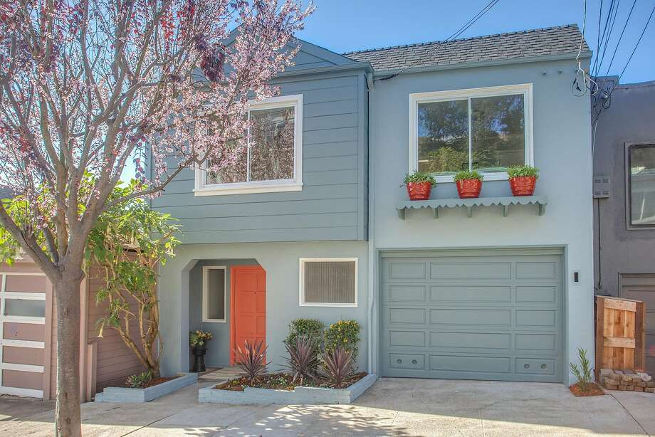 51 Sussex St. in Glen Park is a four-bedroom trilevel available for $1.649 million. Photo: OBEO