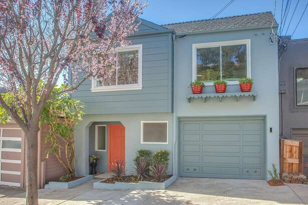 51 Sussex St. in Glen Park is a four-bedroom trilevel available for $1.649 million.