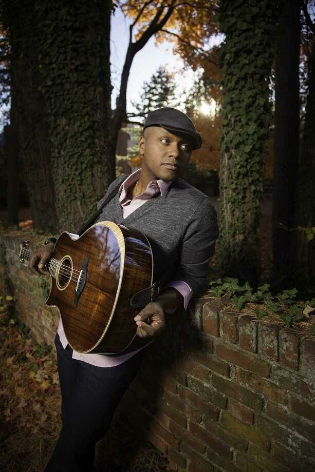 """The Voice"" winner and Stratford native Javier Colon is coming to Stamfordon Feb. 23 for the Pacific House's Close to Home Dessert Tasting and Youth Concert. Photo: Contributed Photo / Darien News contributed"