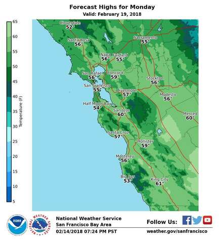 Dry weather expected to persist in most of California - SFGate