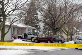 Police are on scene Thursday morning at a residence in the 500 block of Beach Street in the village of Sebewaing.  Police are on scene Thursday morning at a residence in the 500 block of Beach Street in the village of Sebewaing.
