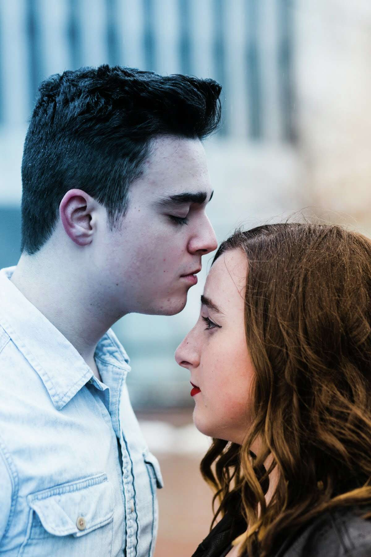 """South Glens Falls production of """"Ghost - The Musical"""""""