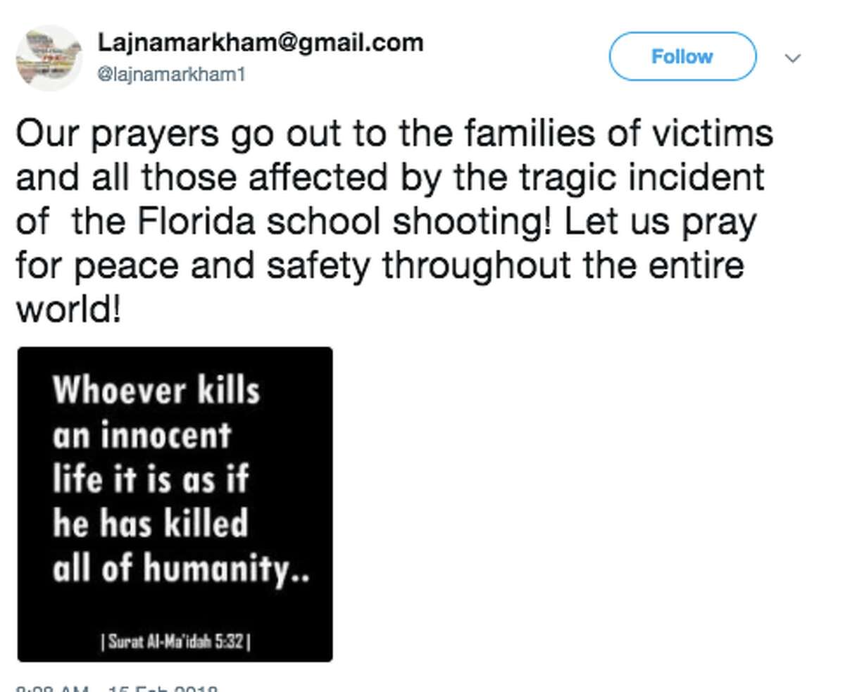 Twitter responds to President Donald Trump's Thursday live address about the Florida school shooting with mixed reactions.