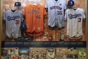 "The ""Autumn Glory"" exhibit celebrating the Astros' World Series championship opens Friday at the National Baseball Hall of Fame in Cooperstown, N.Y. It will be featured through the end of the 2018 World Series."