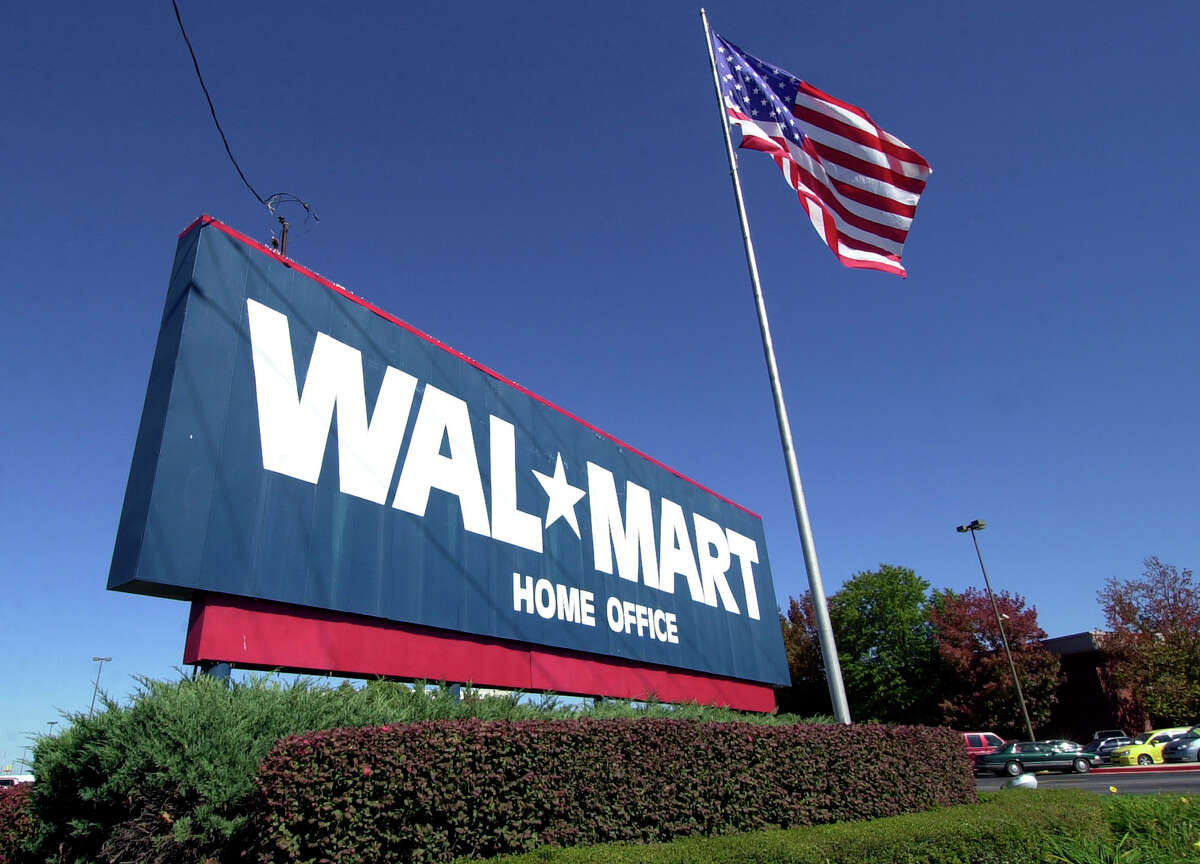 Walmart, based in Bentonville, Ark., is the largest employer in Houston with 34,000 employees. (AP file photo/April L. Brown)