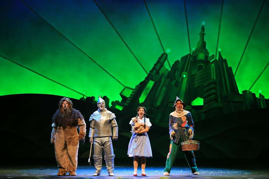 """The Wizard of Oz"" at the Wagner Noel 7 p.m. Sunday. Photo: Courtesy Photo"