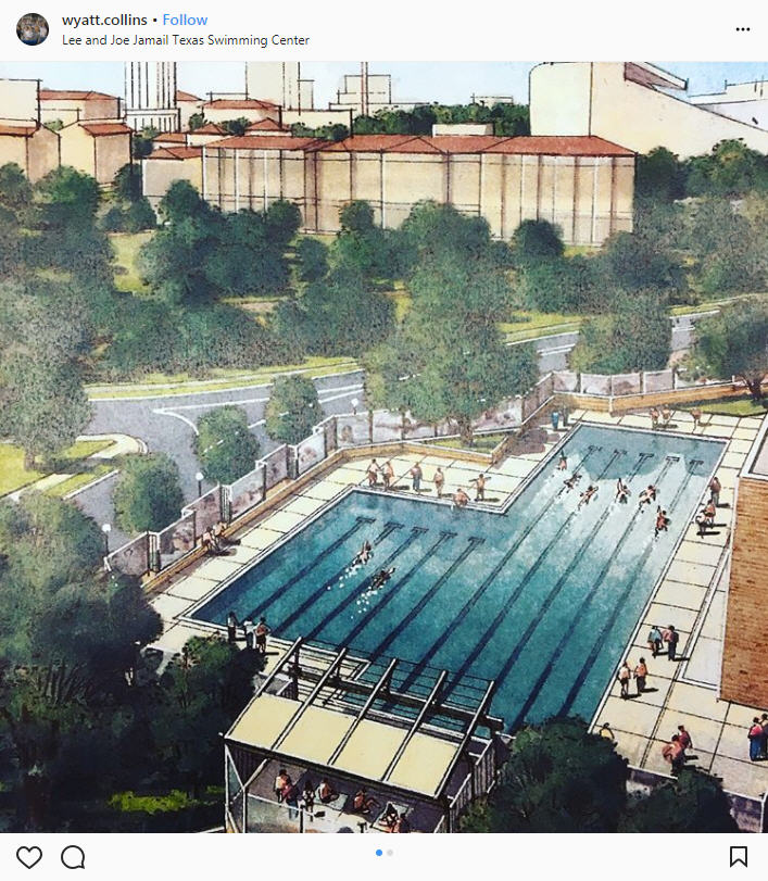 The university of texas to build new outdoor swimming and diving pool for team houston chronicle for University of texas swimming pool