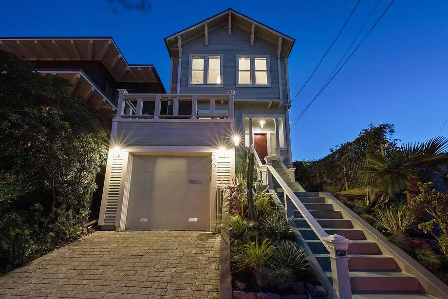 4031 21st St. in Eureka Valley is available for $3.495 million. Photo: Open Homes Photography