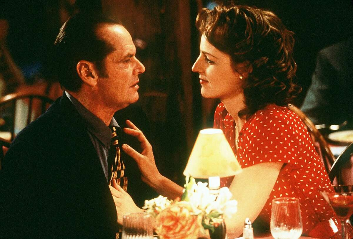 As Good As It Gets (1997) Available on Netflix February 1 A single mother and waitress, a misanthropic author, and a gay artist form an unlikely friendship after the artist is assaulted in a robbery.