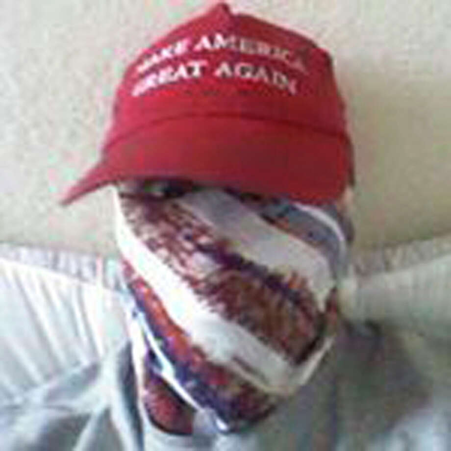 This photo was used as the profile picture on the Instagram account of Nikolas Cruz, who was charged with 17 counts of premeditated murder on Thursday, Feb. 15, 2018, the day after opening fire with a semi-automatic weapon in the Marjory Stoneman Douglas High School in Parkland, Fla. (Instagram via AP) Photo: AP / Instagram