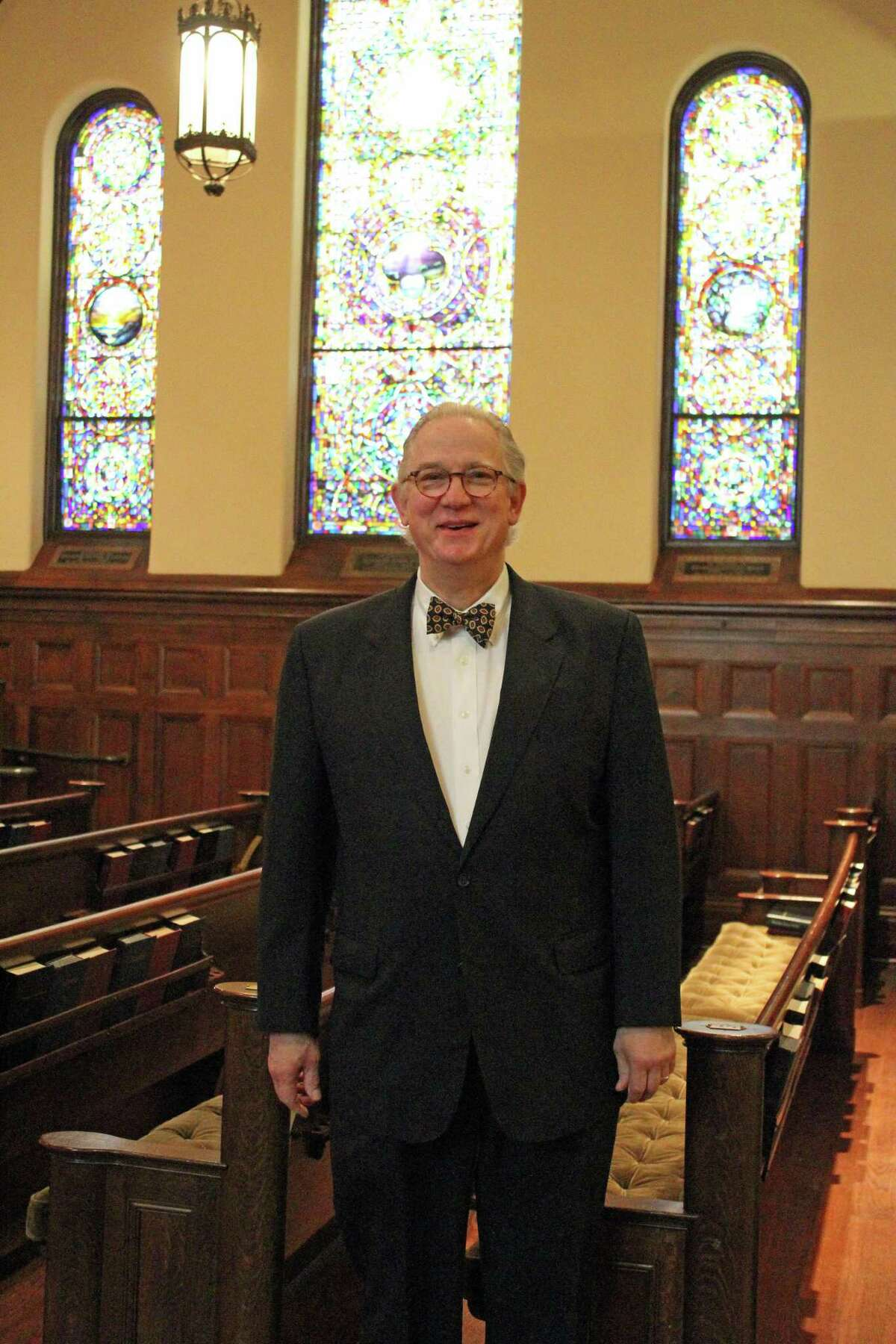 It was after he discovered a homeless man sleeping in the vestibule at First Church Congregational that the Rev. David Spollett realized there was a need in Fairfield for a homeless shelter.