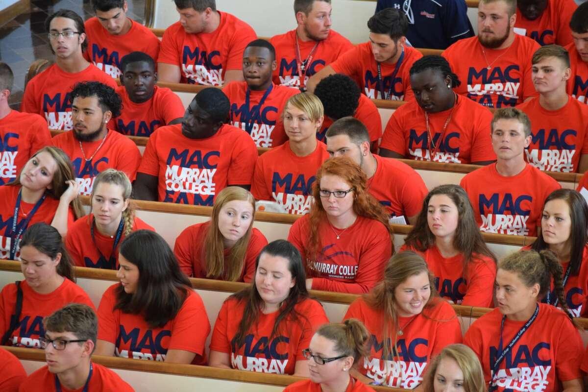 MacMurray College convocation