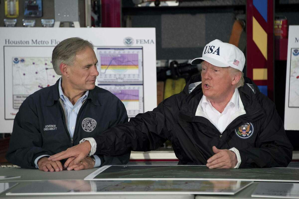 Gov. Abbott and former President Trump are heading to South Texas.