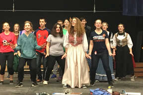 "Schoharie Central High School presents ""Cinderella"""