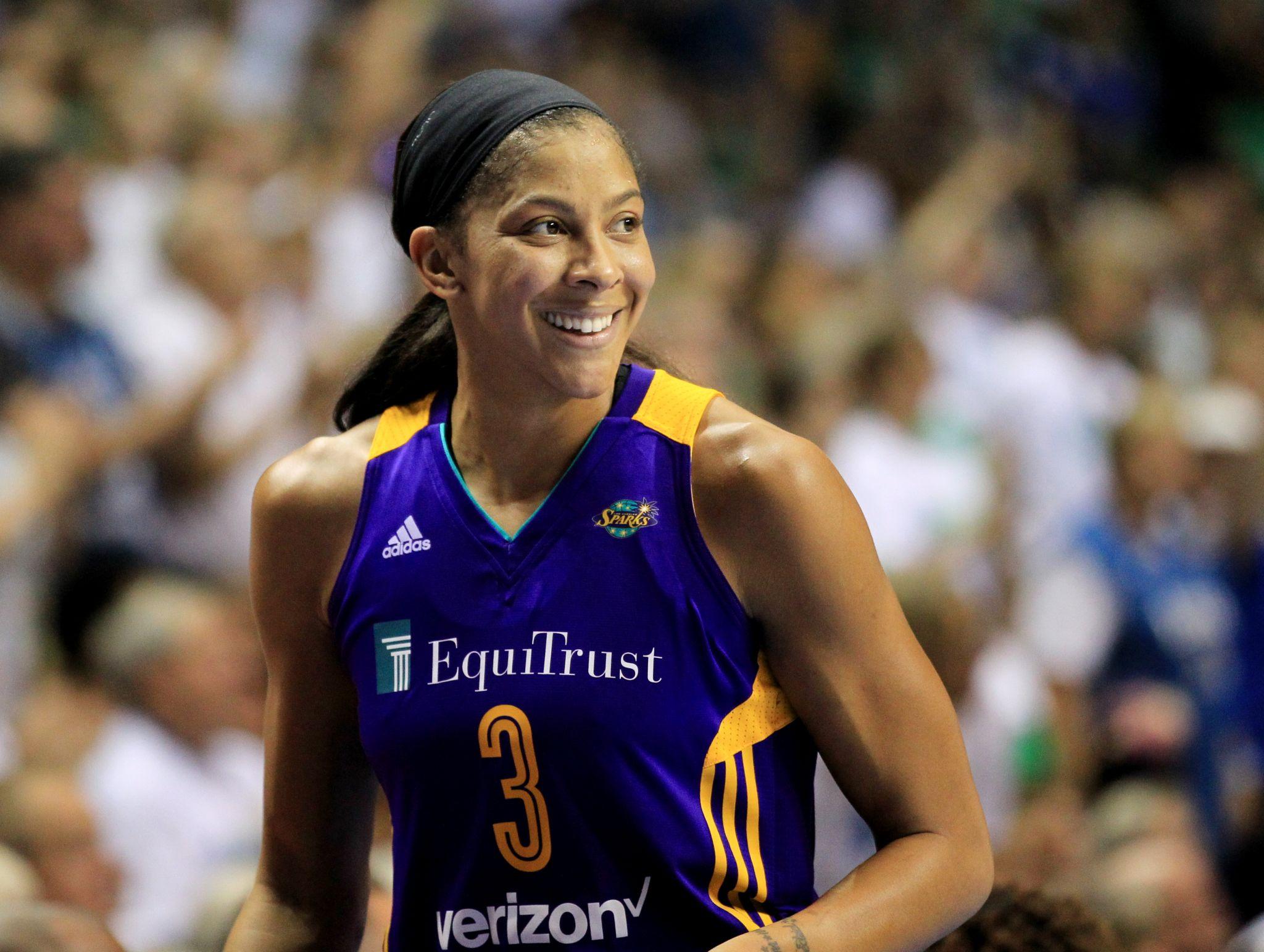 Candace Parker, 2x WNBA MVP
