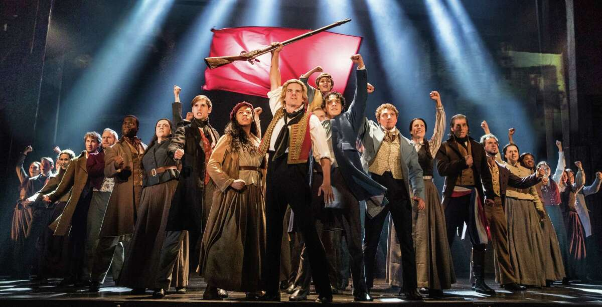 Best touring play or musical: