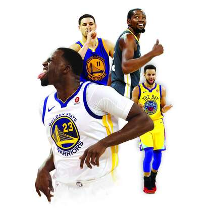 b6867a7d46f2 No team has ever crashed the NBA All-Star party quite like the Warriors  will roll into Los Angeles this weekend