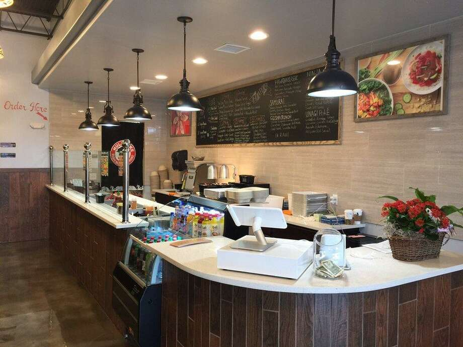 Hula Poke Brings Poke Bowls Sushi Burritos To Park North