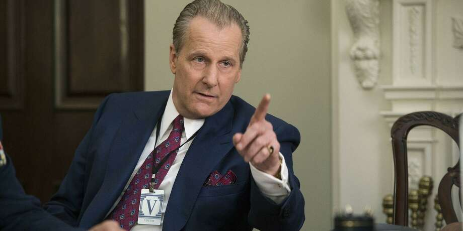 """Jeff Daniels plays intensely passionate FBI counterterrorism agent John O'Neill in the pre-9/11 Hulu series """"The Looming Tower."""" Photo: Hulu"""
