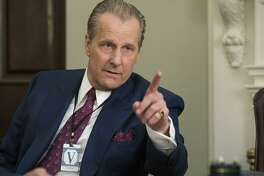 "Jeff Daniels plays intensely passionate FBI counterterrorism agent John O'Neill in the pre-9/11 Hulu series ""The Looming Tower."""