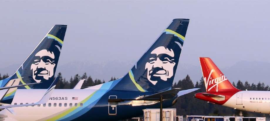 Alaska and Virgin America offering some decent deals for springtime flying. But time is limited (Image: Alaska Airlines)