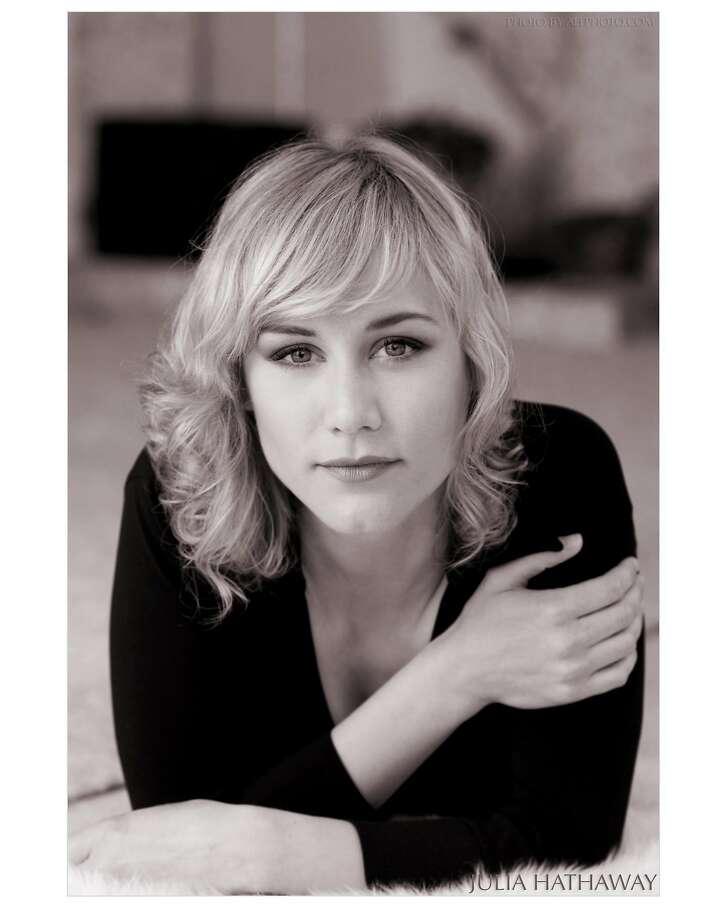 Soprano Julia Hathaway