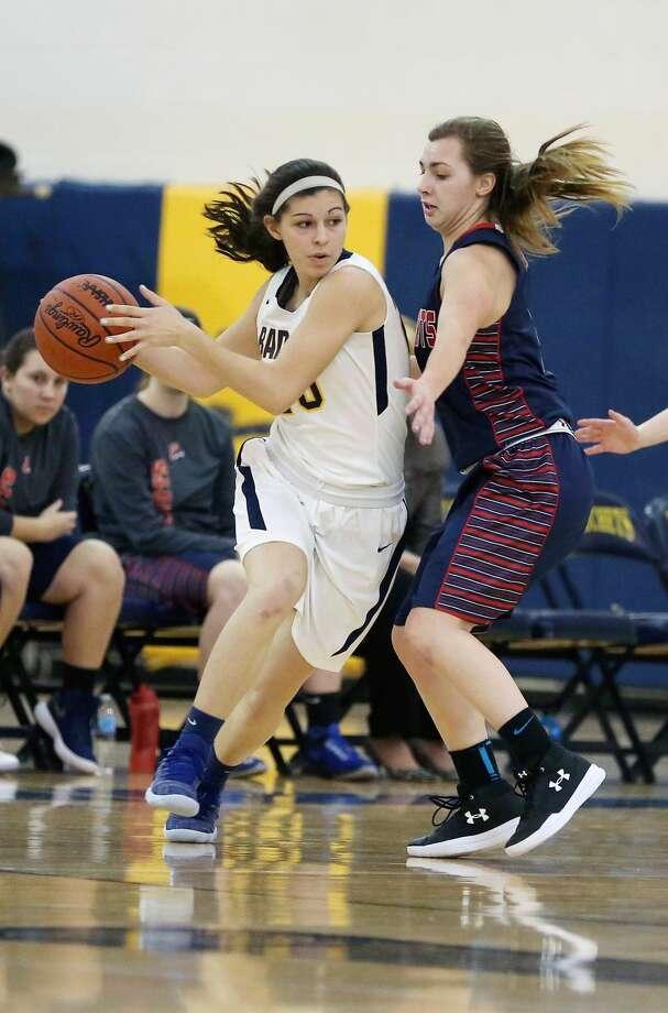 USA at Bad Axe — Girls Basketball 2018 Photo: Paul P. Adams/Huron Daily Tribune