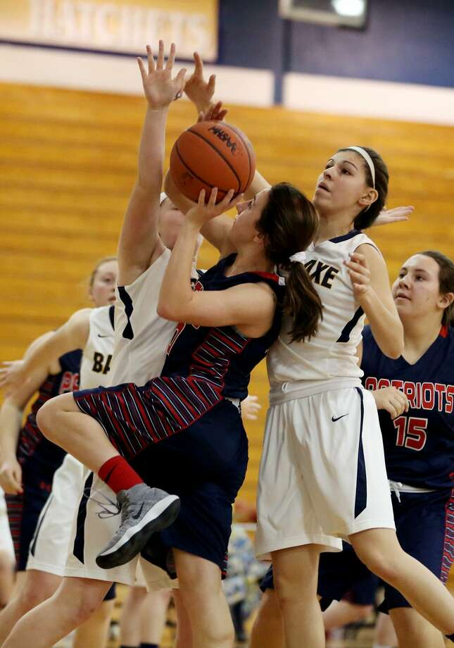 USA at Bad Axe — Girls Basketball 2018 Photo: Paul P. Adams/Huron Daily Tribune