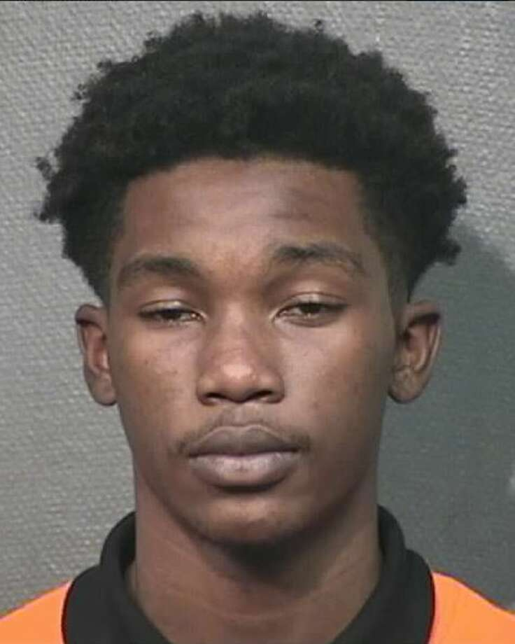 Jaquinn Alani Smith will be charged with exhibition of a firearm on school grounds. Photo: Houston Police Department
