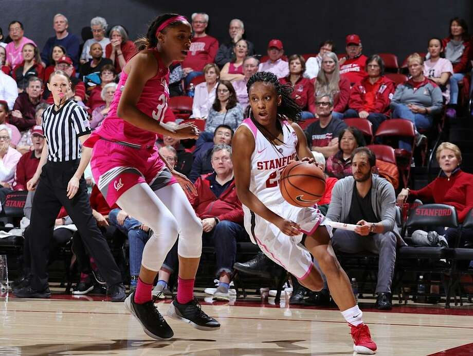 Freshman Kiana Williams scored a career-high 26 points to lead Stanford past the Cal women at Maples Pavilion. Photo: Bob Drebin / ISIPhotos / Bob Drebin / ISIPhotos