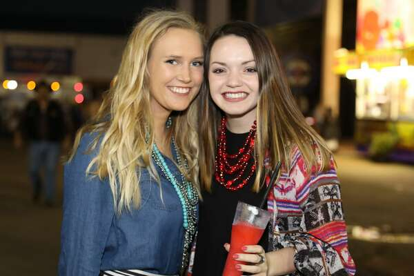Thursday, February 15, 2018 was College Day at the Rodeo. The Alan Jackson concert ended a fun filled day at the Rodeo. Carnival games, rides, and food added to the family fun had by all. Let's Rodeo San Antonio!