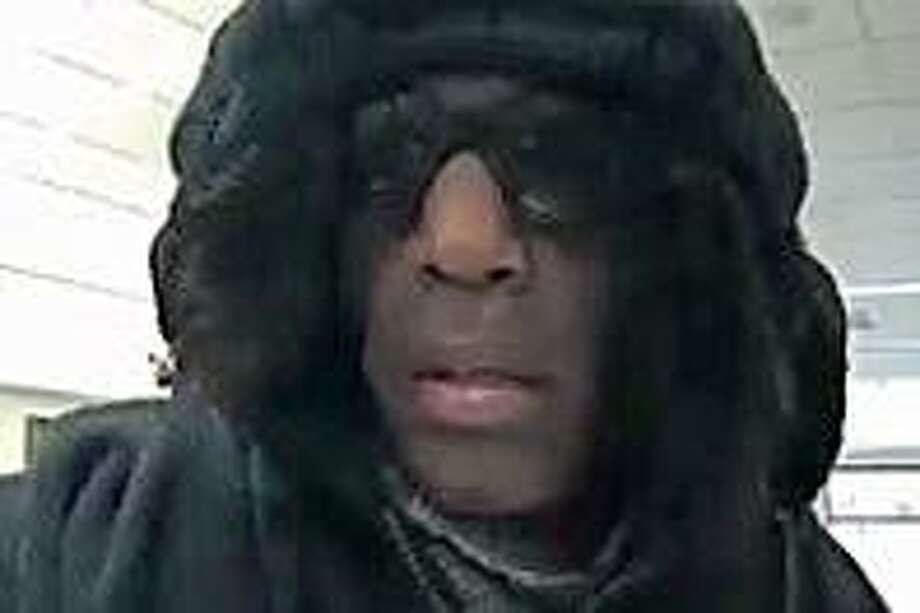Fairfield police are asking the public's help to identify this man who robbed Key Bank on the Post Road at 11:30 a.m. on Feb. 7, 2018. Photo: /