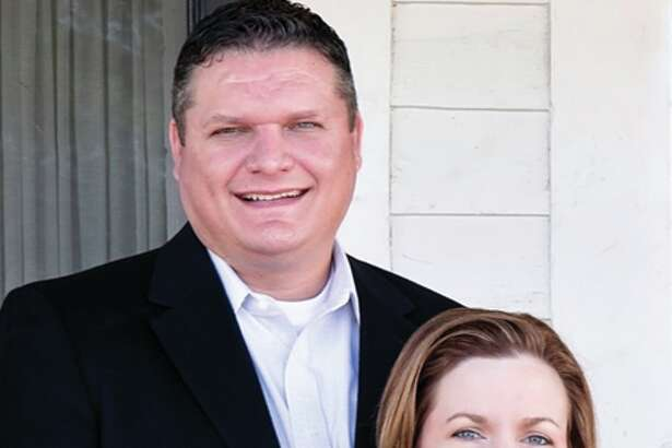 Clint and Amy Nabors, part of the Ellis-Nabors Team