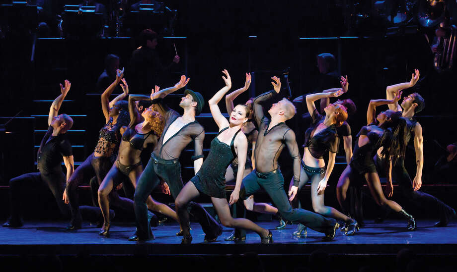 "A scene from ""Chicago,"" which will be performed at The Fox March 2, 3 and 4. Photo: For The Edge"