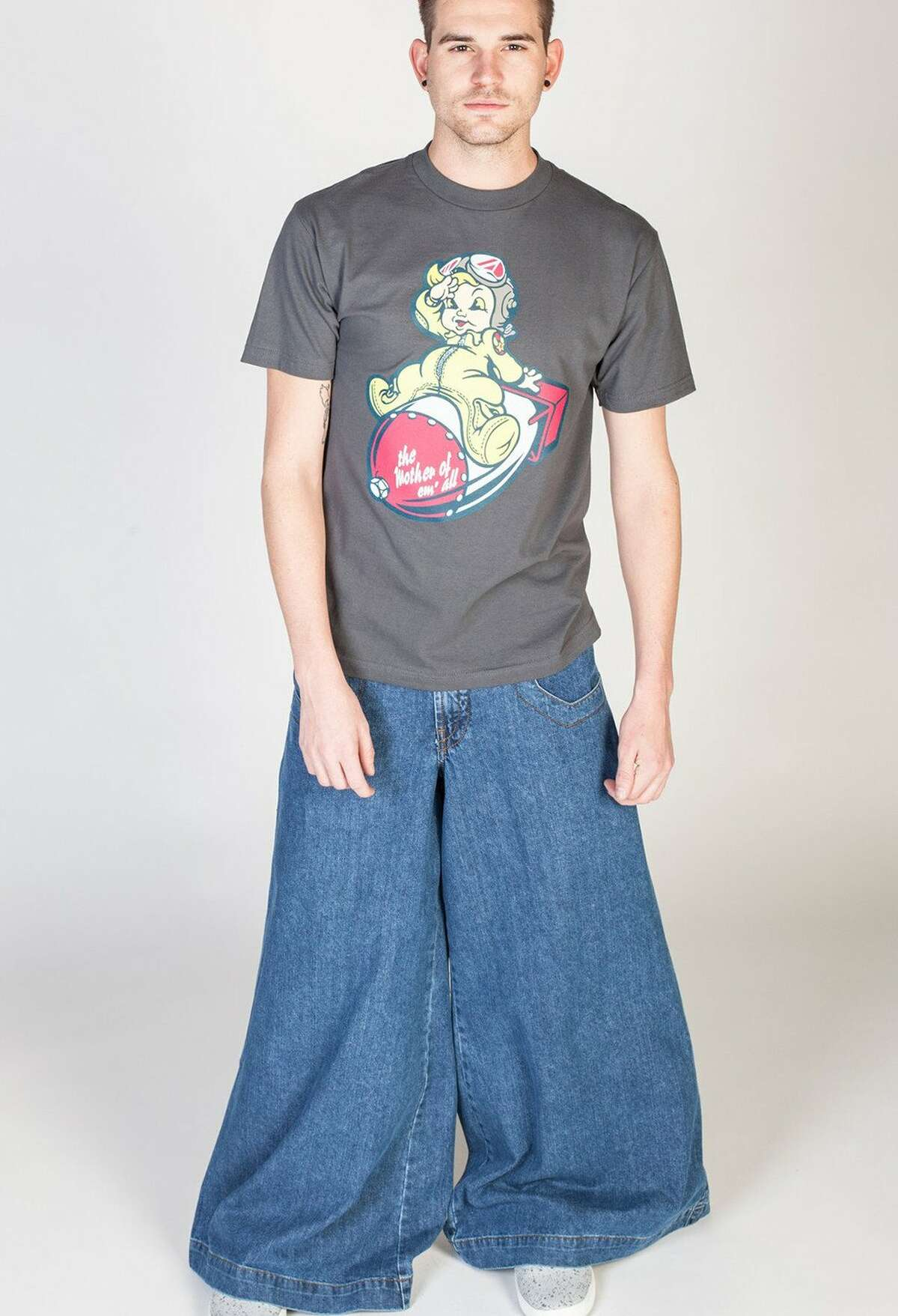 JNCO Mammoth Jeans: Regularly priced $122.98, on sale for $109.90