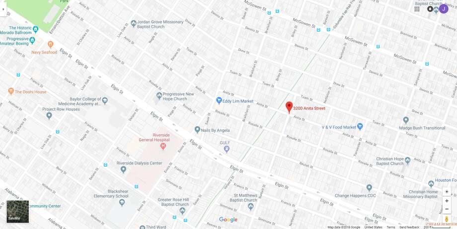 17 Year Old Shot In Knee Near Greater Third Ward Houston Chronicle