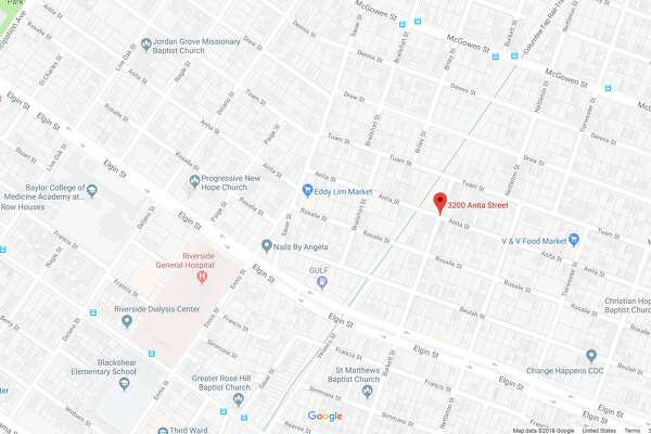 17 Year Old Shot In Knee Near Greater Third Ward Houstonchronicle Com