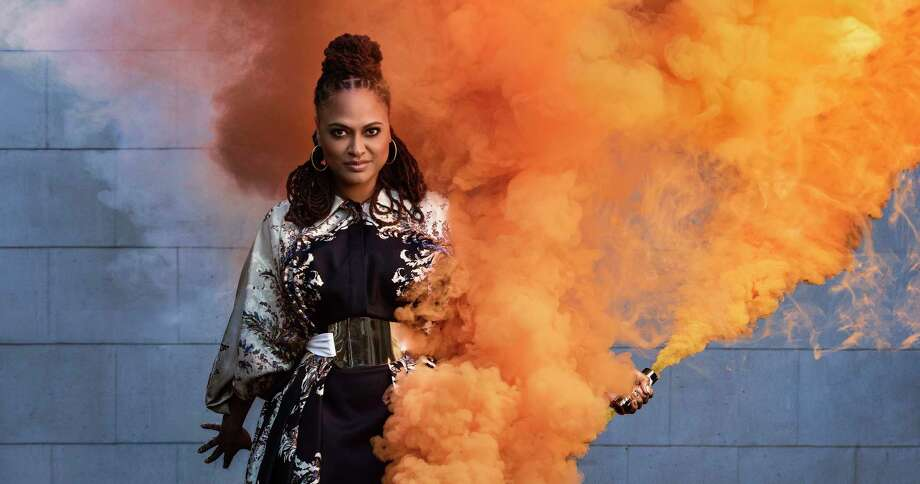 "Ava DuVernay was unsure what her next directing project would be when Disney offered her the chance to take the helm of the $100 million film ""A Wrinkle In Time."" Photo: Washington Post Photo By Marvin Joseph. / The Washington Post"